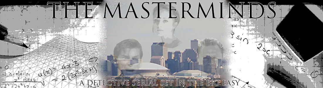 The Masterminds banner